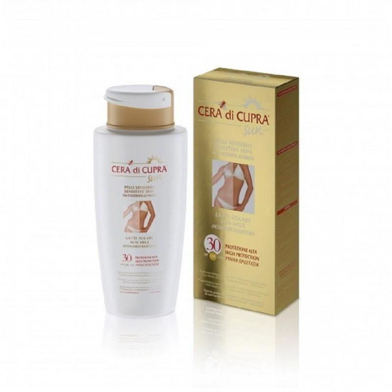 CERA DI CUPRA - Latte Solare Spf 30 protezione alta 200 ml