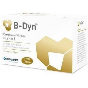 B-Dyn New 90 compresse - Integratore alimentare di vitamine B