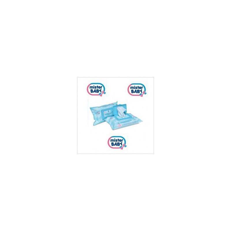salviettine igieniche dermoprotettive con proteine di germe di grano 1 confezione 80 salviette