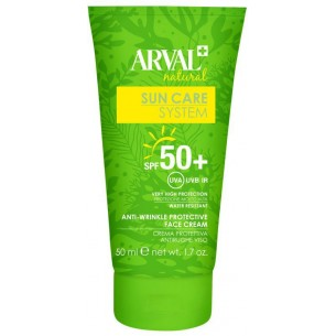 Sun care System spf50+ crema protettiva antirughe 50 ml