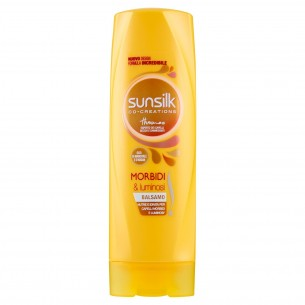 balsamo per capelli morbidi e luminosi 200 ml