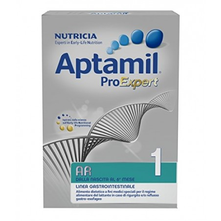 Aptamil - AR 1 latte in polvere antireflusso 600 g