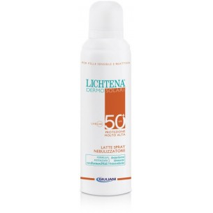 Dermosolare Latte Spray Nebulizzatore spf50+ per pelli sensibili 150 ml