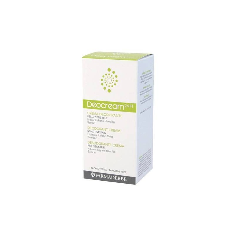 Deocream Crema Deodorante 50 ml