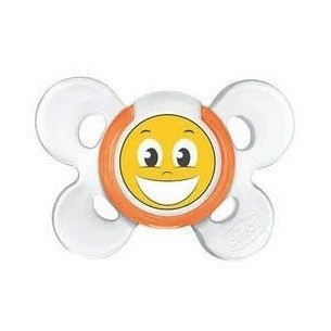 Physio Comfort Smile Succhietto in caucciù 16-36m