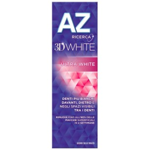 3D Ultra White - Dentifricio sbiancante 75 ml