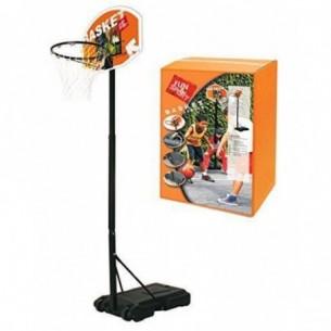 Basket Junior Regolabile h 165-205 Cm