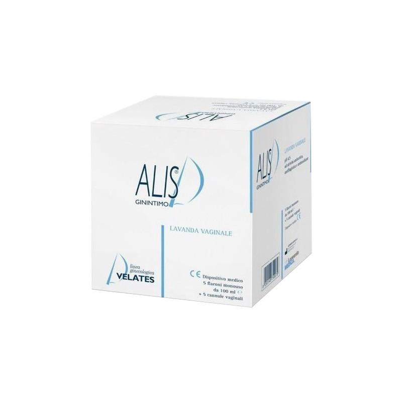 LEONARDO MEDICA - Alis Ginintimo lavanda vaginale 5x100 ml