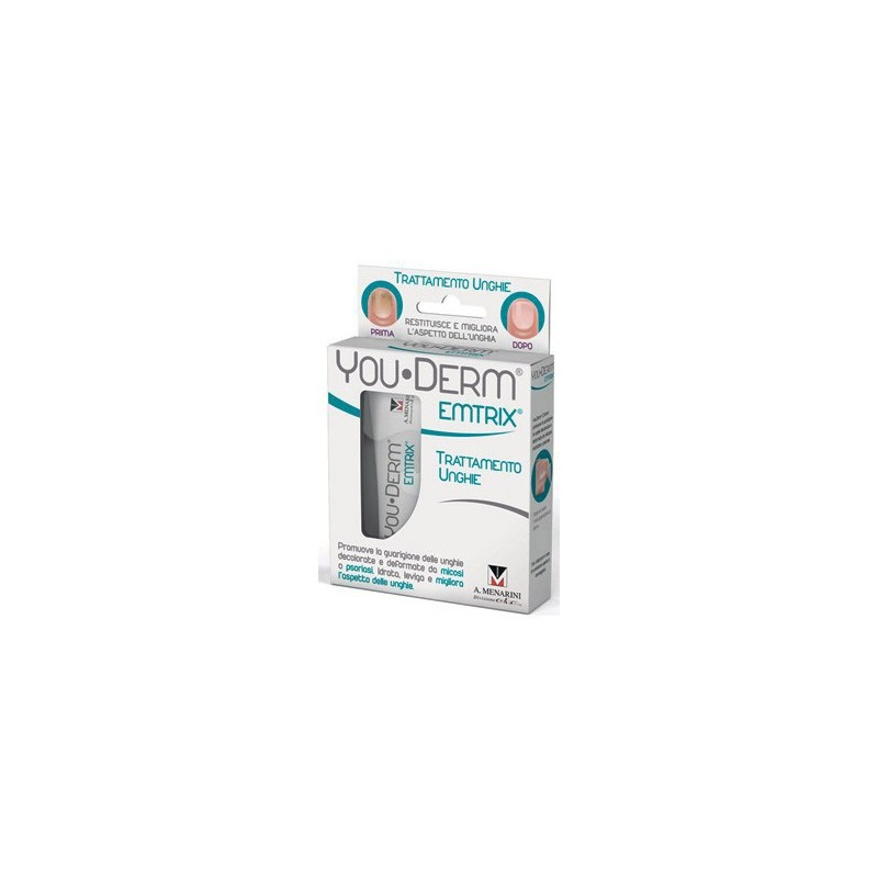 MENARINI - YouDerm Emtrix - trattamento unghie 10 ml