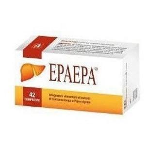 epaepa - integratore per favorire la funzone epatica 42 compresse