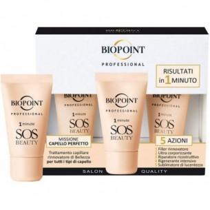 Professional Sos Beauty - Trattamento riparatore per capelli 3 x 15 ml