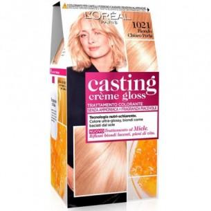 Casting Crème Gloss - Colorazione Per Capelli 1021 Biondo Chiaro Perla