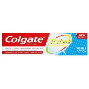 Total Visible Action - Dentifricio 75 ml