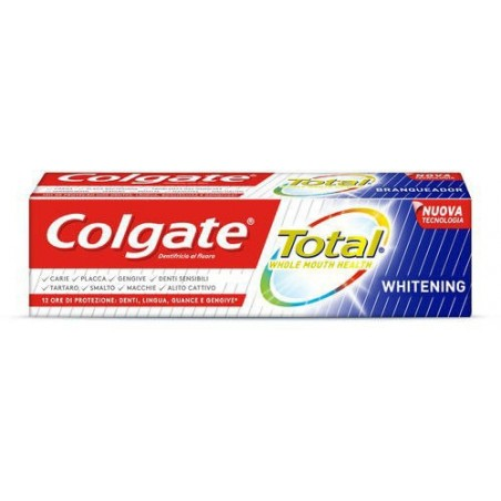 COLGATE - Totale Whitening - Dentifricio 75 ml