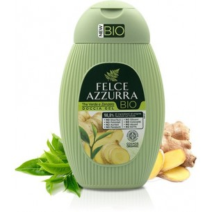 Bio Doccia Gel The Verde e Zenzero 250 ml