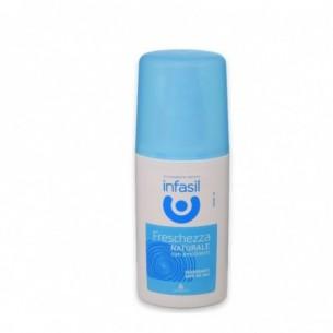 freschezza naturale - deodorante spray senza alcol 70 ml
