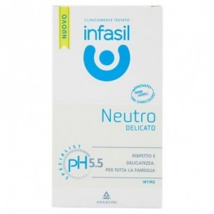 Neutro - detergente intimo per tutta la famiglia 200 ml
