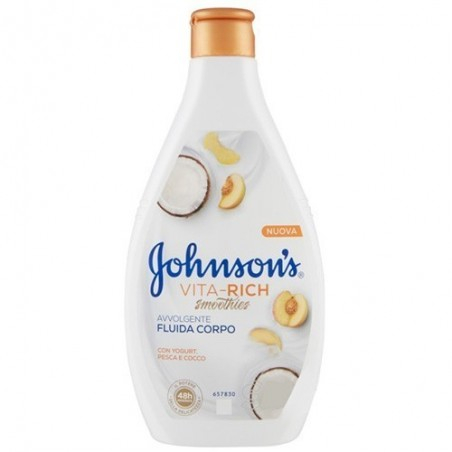 Johnson & Johnson - Vita-Rich Smoothies - Fluida corpo avvolgente  400 ml