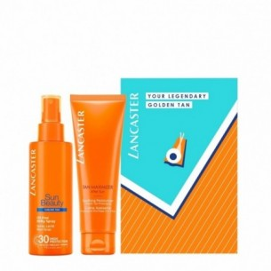 Kit solare spf 30 - Your Legendary Golden Tan