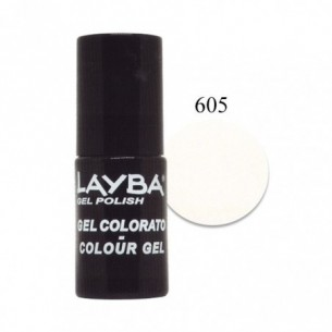 Layba Gel Polish - Smalto semipermanente n. 605 inner beauty
