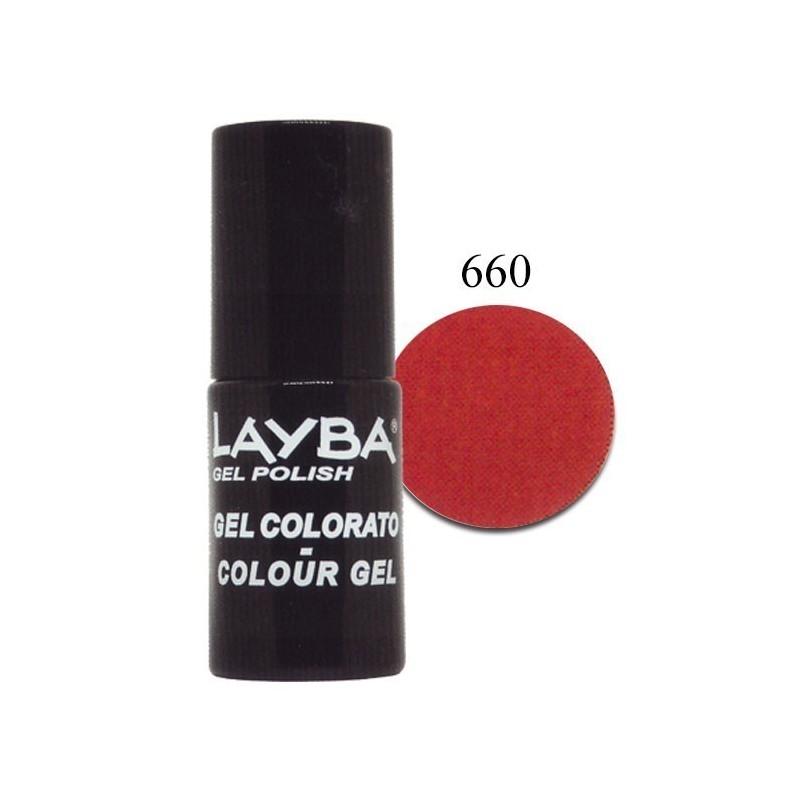 LAYLA - Layba Gel Polish - Smalto semipermanente n. 660 calabasas