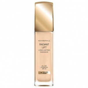 Radiant Lift - Long Lasting Radiance - Fondotinta Spf30 n. 75 Golden Honey