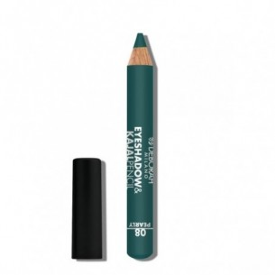 Eyeshadow&kajal pencil - Matita Occhi n. 08 Teal green pearly