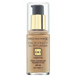 Facefinity All Day Flawless 3 In 1 Fondotinta Spf20 n. 80 Bronze