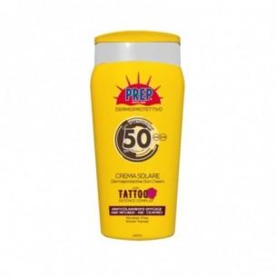 Dermoprotettivo Tattoo defence complex - Crema solare SPF50 200 ml