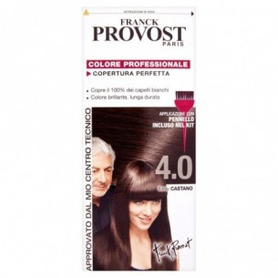 Colorazione Professionale N. 4.0 Castano 150 ml