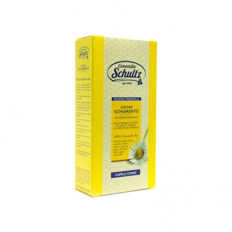 SCHULTZ - Lozione Schiarente - Cura per Capelli alla camomilla 200 ml