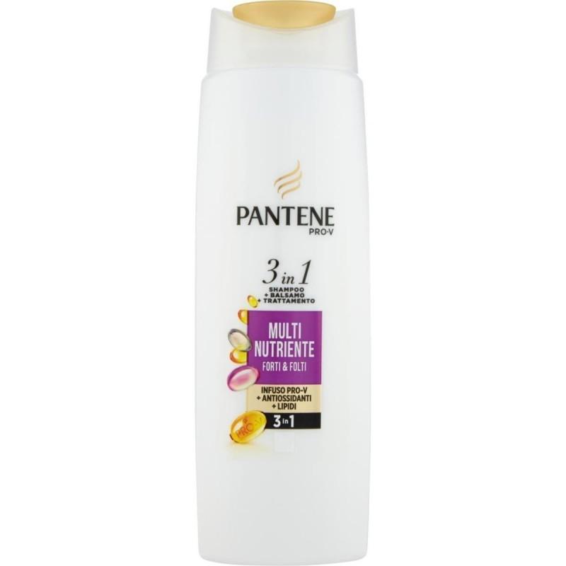 Pantene - Pro-V 3 in 1 - Shampoo Multi Nutriente 225 ml