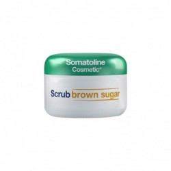 Cosmetic Scrub Brown Sugar esfoliante e rivitalizzante 350 g