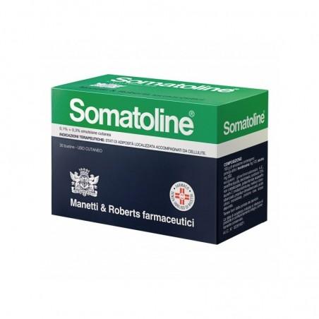 Emulsione Cutanea 0,1%+0,3% - anticellulite 30Bustine