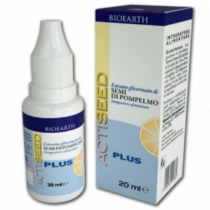 Actiseed plus - Estratto glicerinato di Semi di Pompelmo 20 ml