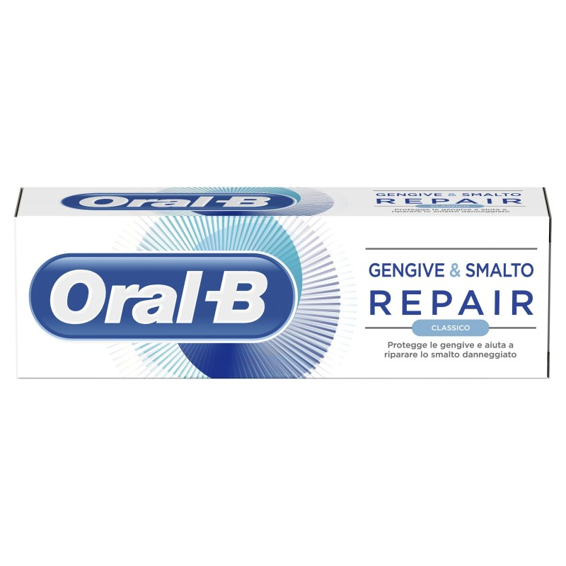 ORAL-B - Gengive & Smalto Repair - dentifricio classico 75 ml