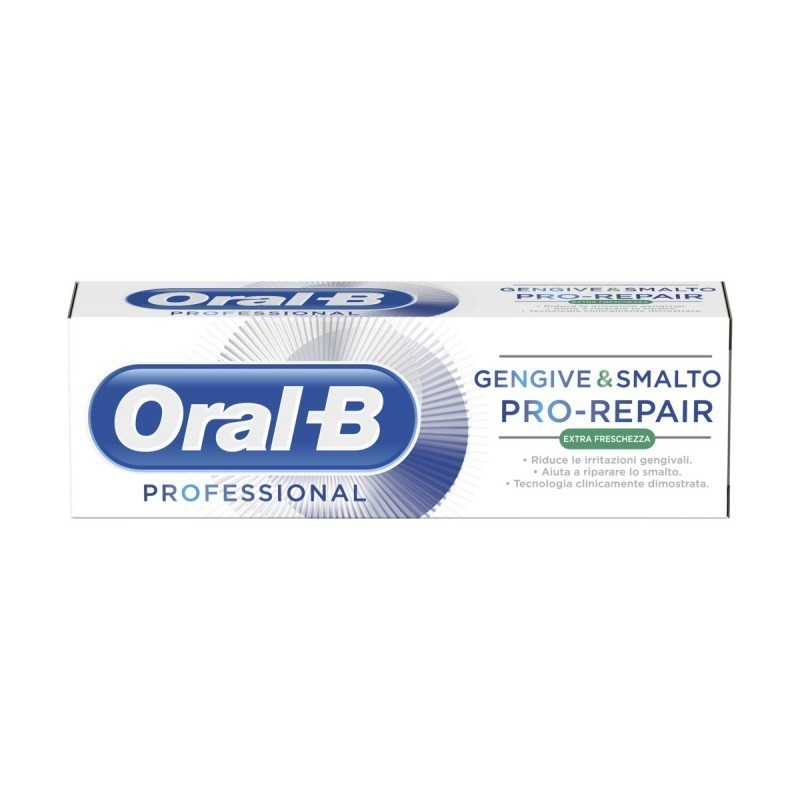 ORAL-B - Gengive & Smalto Repair - dentifricio extra freschezza 75 ml