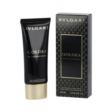 Bulgari - Goldea The Roman Night - Gel Bagno Doccia Perlato 100 ml