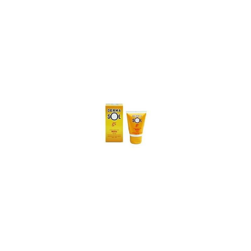 Dermasol - Crema Solare Per Il Viso Media Protezione Linea Global Care  40 Ml