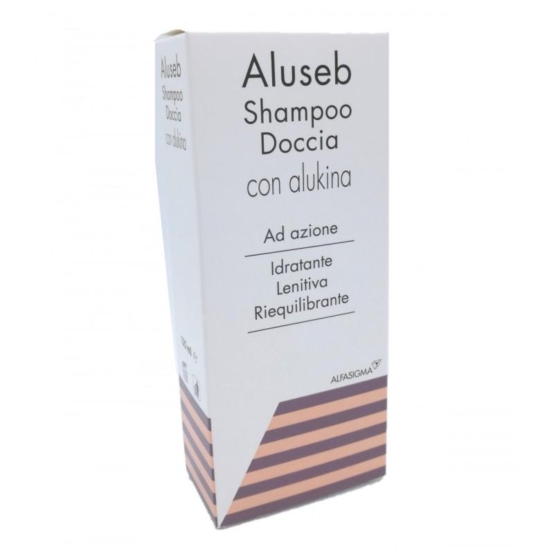 ALFASIGMA - Aluseb shampoo doccia riequilibrante 125 ml