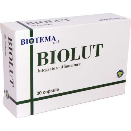 BIOTEMA - Biolut 30 capsule - integratore antiossidante per la vista