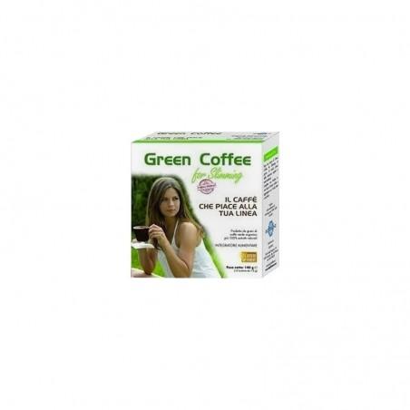 BODYLINE - Green Coffee for Slimming - Integratore alimentare a base di caffè verde 140 g