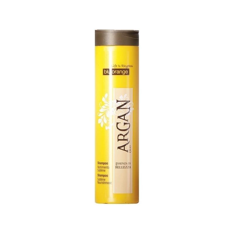 BLU ORANGE - Shampoo Nutrimento Sublime con Olio di Argan 200 ml