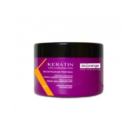 BLU ORANGE - Keratin - Maschera Riparatrice 200 ml