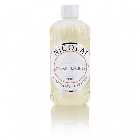 NICOLAI - Ambre Prècieux - Profumo per ambiente Ricarica 500 ml
