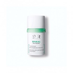 Spirial Extreme - trattamento anti traspirante intensivo 20 ml