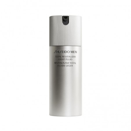 Shiseido - Men Total Revitalizer Light Fluid - Fluido viso antirughe 80 ml