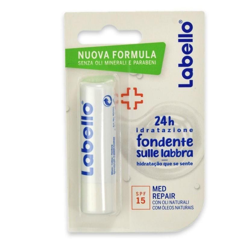 LABELLO - Med Repair - burrocacao stick SPF15