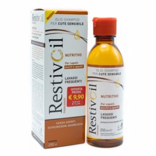 Fisiologico - olio shampoo per cute sensibile 250 ml