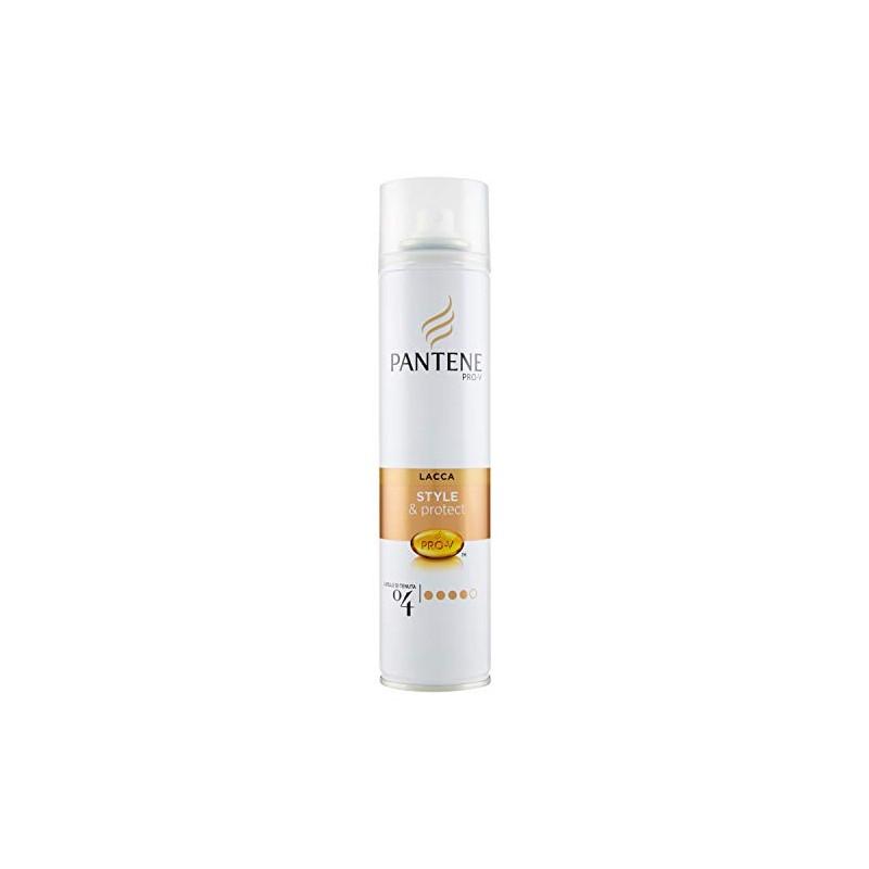 Pantene - lacca pro-v new style & lacca protect per capelli normali-spessi 250ml